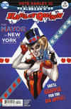 Cover for Harley Quinn (DC, 2016 series) #28