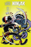 Cover for Ninjak (Valiant Entertainment, 2017 series) #0 [Cover E - Peter Bagge]