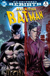 Cover Thumbnail for All Star Batman (2016 series) #1 [Midtown Comics Exclusive Tyler Kirkham Color Variant]