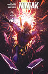 Cover for Ninjak (Valiant Entertainment, 2017 series) #0 [Cover C - Yama Orce]