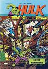 Cover for Hulk (Atlantic Forlag, 1980 series) #1/1982