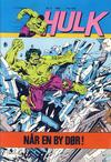Cover for Hulk (Atlantic Forlag, 1980 series) #2/1982