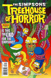 Cover for Treehouse of Horror (Bongo, 1995 series) #23