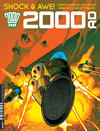 Cover for 2000 AD (Rebellion, 2001 series) #2032