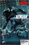 Cover for Ninjak (Valiant Entertainment, 2015 series) #1 [Cover N - Collector's Paradise Store Variant - Trevor Hairsine]