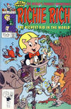 Cover for Richie Rich (Harvey, 1991 series) #7 [Direct]