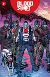 Cover Thumbnail for Bloodshot Reborn (2015 series) #0 [Most Good Hobby - Joe Bennett]