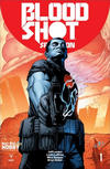 Cover Thumbnail for Bloodshot Salvation (2017 series) #1 [Most Good Hobby - Jen Broomall]