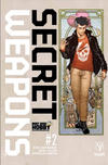 Cover for Secret Weapons (Valiant Entertainment, 2017 series) #2 [Most Good Hobby - Jen Broomall]