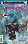 Cover for Nightwing (DC, 2016 series) #29 [Stjepan Šejić Cover]