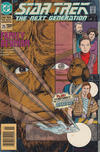 Cover for Star Trek: The Next Generation (DC, 1989 series) #25 [Newsstand]