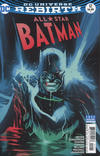 Cover for All Star Batman (DC, 2016 series) #12 [Rafael Albuquerque Variant Cover]