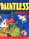 Cover for Dauntless Comics (Frank Johnson Publications, 1940 ? series)