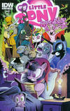 Cover for My Little Pony: Friendship Is Magic (IDW, 2012 series) #25 [Cover A - Andy Price]
