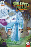 Cover for Gravity Falls Shorts Cinestory Comic (Joe Books, 2017 series) #3