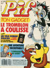 Cover for Pif (Éditions Vaillant, 1986 series) #1007