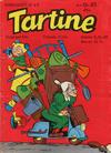 Cover for Tartine (Société Française de Presse Illustrée (SFPI), 1957 series) #45