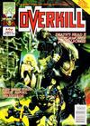 Cover for Overkill (Marvel UK, 1992 series) #25