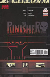 Cover Thumbnail for The Punisher (Marvel, 2016 series) #15