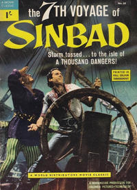 Cover Thumbnail for A Movie Classic (World Distributors, 1956 ? series) #68 - The 7th Voyage of Sinbad