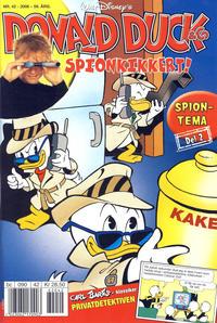 Cover Thumbnail for Donald Duck & Co (Hjemmet / Egmont, 1948 series) #42/2006