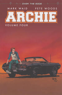 Cover Thumbnail for Archie (Archie, 2016 series) #4