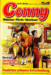 Cover Thumbnail for Conny (Bastei Verlag, 1980 series) #107