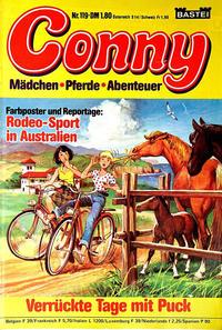 Cover Thumbnail for Conny (Bastei Verlag, 1980 series) #119