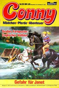Cover Thumbnail for Conny (Bastei Verlag, 1980 series) #128