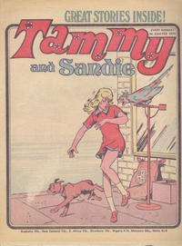 Cover Thumbnail for Tammy (IPC, 1971 series) #23 February 1974