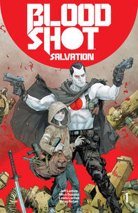 Cover Thumbnail for Bloodshot Salvation (Valiant Entertainment, 2017 series) #1 [Cover A - Kenneth Rocafort]