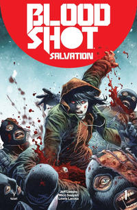 Cover Thumbnail for Bloodshot Salvation (Valiant Entertainment, 2017 series) #1 [Cover C - Tomás Giorello]