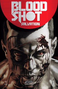 Cover Thumbnail for Bloodshot Salvation (Valiant Entertainment, 2017 series) #1 [Cover G - Brushed Metal Variant - Mico Suayan]