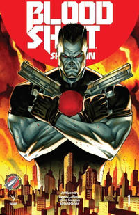 Cover Thumbnail for Bloodshot Salvation (Valiant Entertainment, 2017 series) #1 [Stoney Creek Comics - Thony Silas]