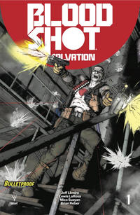 Cover Thumbnail for Bloodshot Salvation (Valiant Entertainment, 2017 series) #1 [Bulletproof Comics and Games Exclusive]