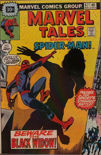 Cover Thumbnail for Marvel Tales (Marvel, 1966 series) #67 [30¢ Price Variant]