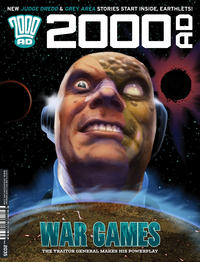 Cover Thumbnail for 2000 AD (Rebellion, 2001 series) #2035