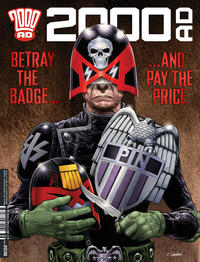 Cover Thumbnail for 2000 AD (Rebellion, 2001 series) #2036