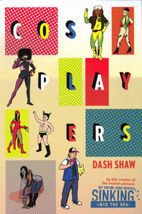Cover Thumbnail for Cosplayers (Fantagraphics, 2017 series)