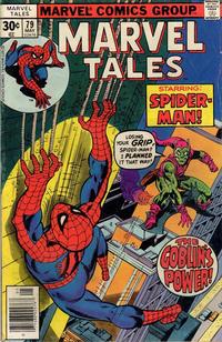 Cover Thumbnail for Marvel Tales (Marvel, 1966 series) #79 [Regular Edition]