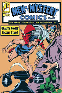 Cover Thumbnail for Men of Mystery Comics (AC, 1999 series) #97