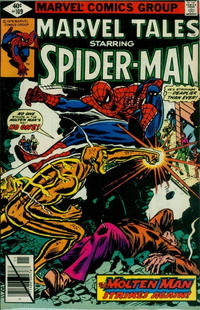 Cover Thumbnail for Marvel Tales (Marvel, 1966 series) #109 [Direct]