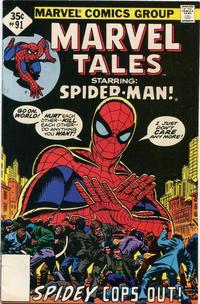 Cover Thumbnail for Marvel Tales (Marvel, 1966 series) #91 [Whitman]
