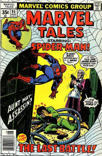 Cover Thumbnail for Marvel Tales (Marvel, 1966 series) #94 [Regular Edition]
