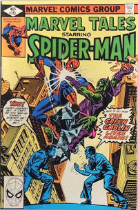 Cover Thumbnail for Marvel Tales (Marvel, 1966 series) #113 [Direct Edition]