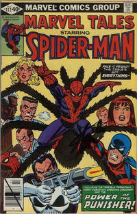 Cover Thumbnail for Marvel Tales (Marvel, 1966 series) #112 [Direct Edition]