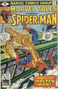 Cover Thumbnail for Marvel Tales (Marvel, 1966 series) #110 [Direct]