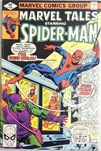 Cover Thumbnail for Marvel Tales (Marvel, 1966 series) #114 [Direct Edition]