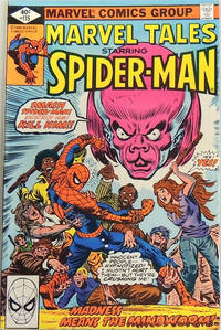 Cover Thumbnail for Marvel Tales (Marvel, 1966 series) #115 [Direct Edition]