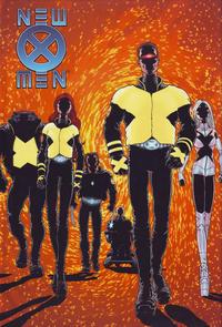 Cover Thumbnail for New X-Men (Marvel, 2002 series) #1